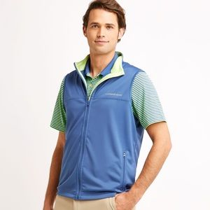 Vineyard Vines Golf Performance Jersey Vest Small